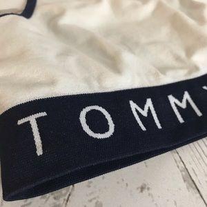 Tommy Hilfiger Intimates & Sleepwear - Tommy Hilfiger | Sports Bra | Large | White
